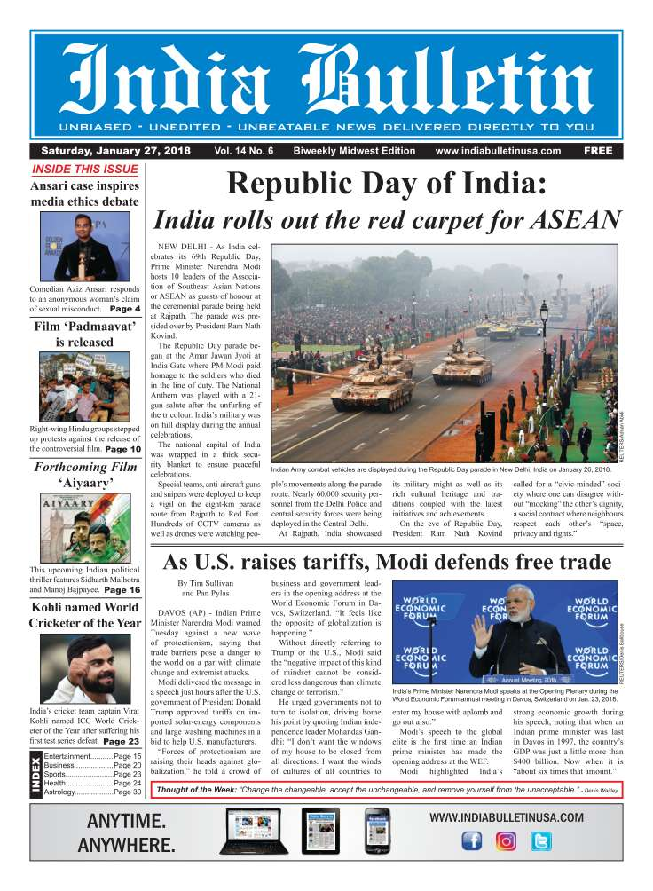 Subscribe to India Bulletin